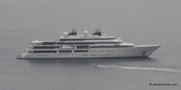 Katara Super Yacht