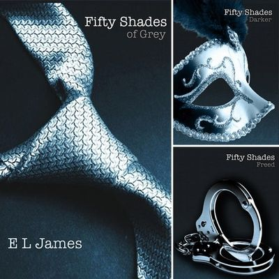 Win: Fifty Shades Trilogy