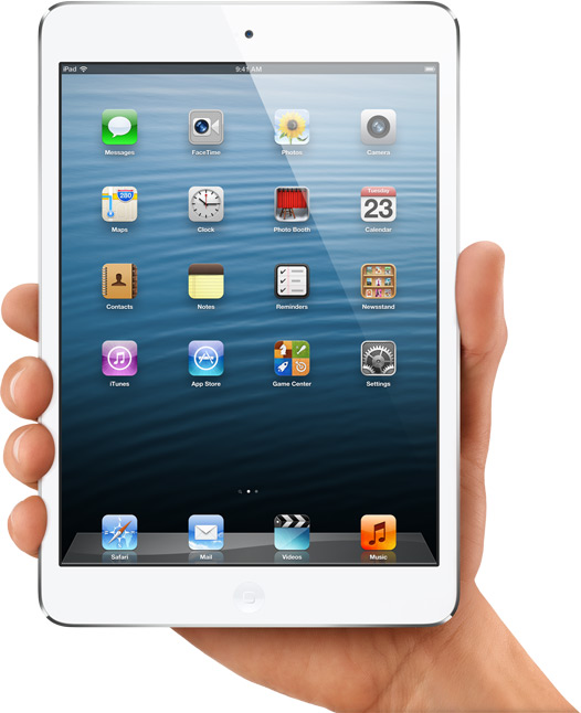 Win: Apple iPad Mini
