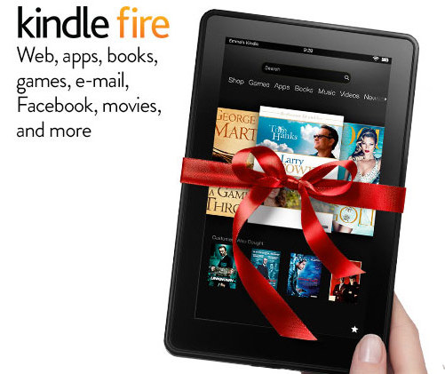 """Win: Amazon Kindle Fire 7"""" 8GB Tablet"""