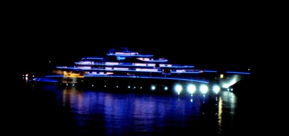 5th Largest Superyacht in the World: Topaz
